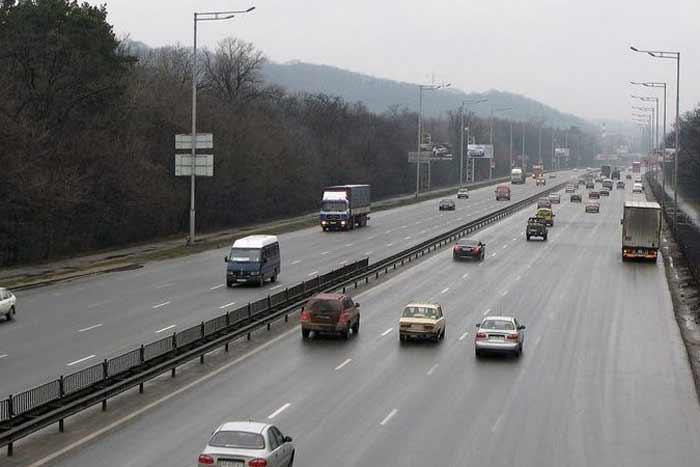 В Киеве зафиксировали ужасное превышение скорости