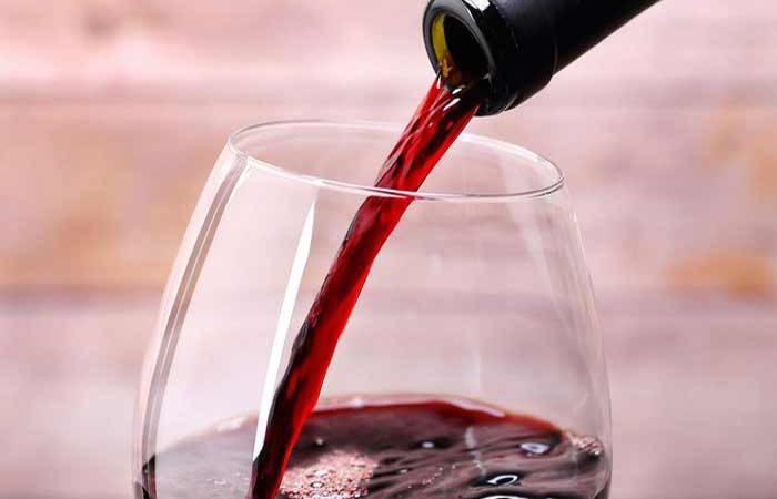 Кому нужно пить красное вино