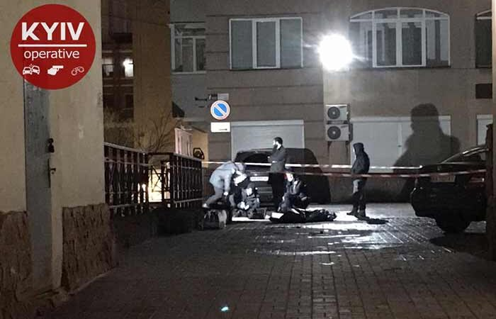 В центре Киева застрелили известного пластического хирурга