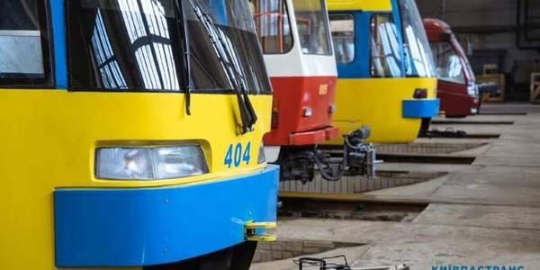 На левом берегу Киева построят рекордную линию трамваю