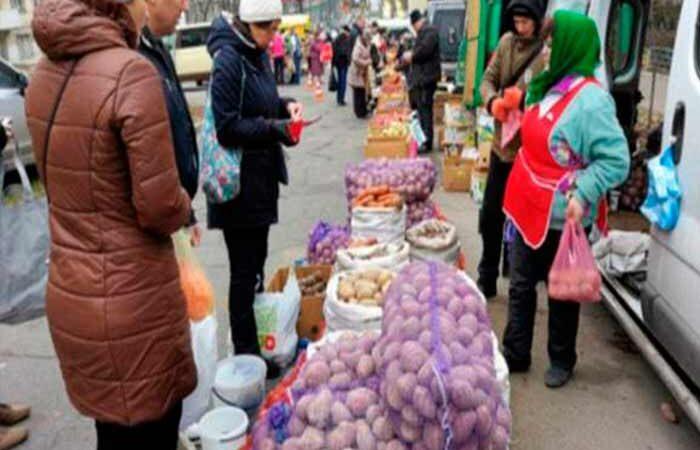 В Киеве не работают рынки и ярмарки до особого распоряжения