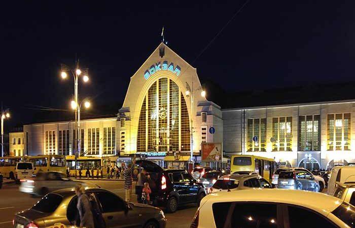 Киевский вокзал закрывается: кассы будут работать