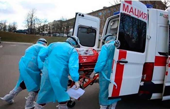 В России за сутки более 11 тысяч случаев коронавируса