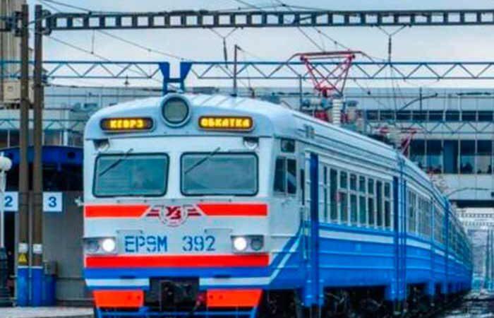 Когда электрички начнут возить людей на работу в Киев