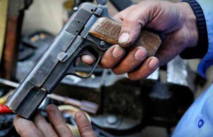 В Киеве зафиксировали свыше 100 новых преступлений с оружием