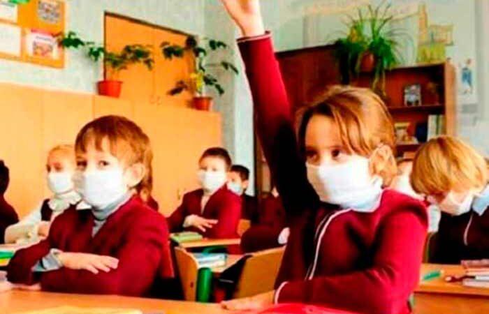 Измерение температуры и антисептики: каким будет обучение с 1 сентября