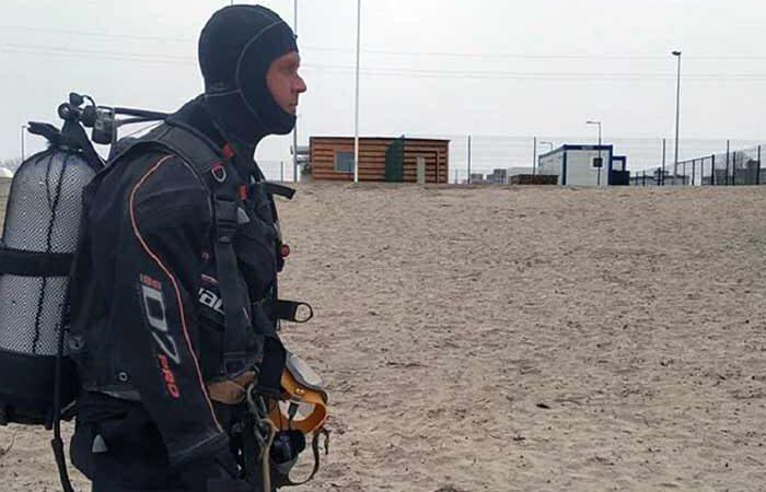 У столичных пляжей нашли сетки и женские аксессуары