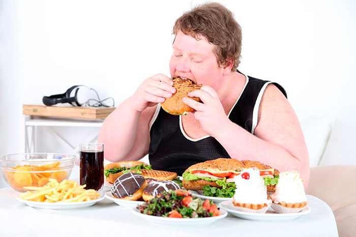 Ожирение не лечат диетами
