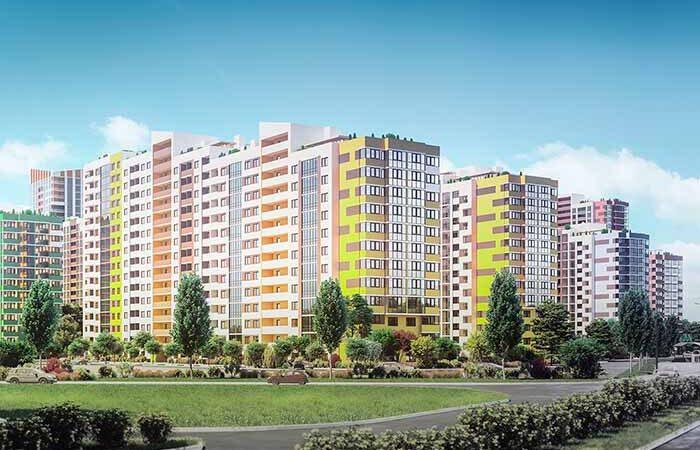 Киев сможет достроить еще один жилой комплекс «Укрбуда»