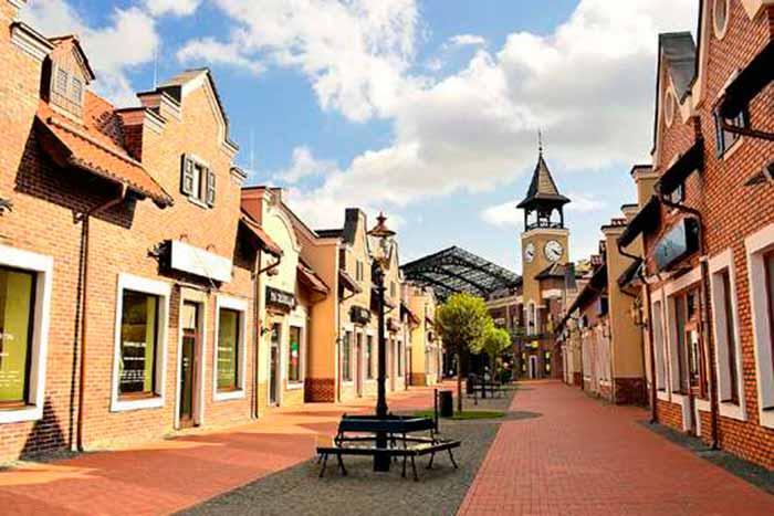 В Киевской области торговая недвижимость развита слабо