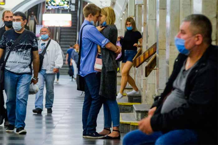 В Киеве обнаружили 356 больных COVID-19