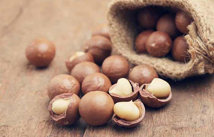 Декілька способів використання шкаралупи горіхів макадамі