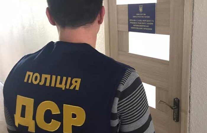 В Киеве задержали двух должностных лиц с взяткой в 150 тысячи гривен