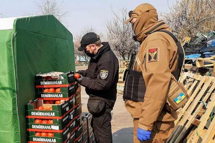 17 тысячи за шаурму: на Троещине оштрафовали нарушителей карантина