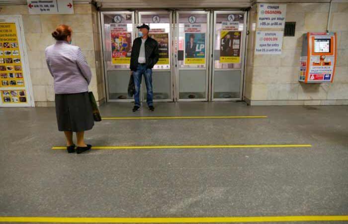 Сегодня в Киеве открылось метро