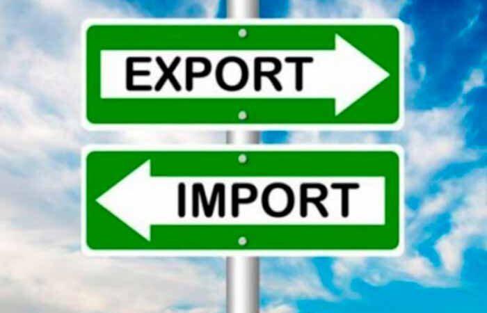 Импорт в Украине упал почти на 15%