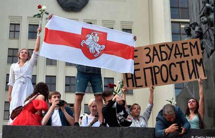 """Протесты в Беларуси: """"Беларуськалий"""" и """"Нафтан"""" присоединились к забастовке"""