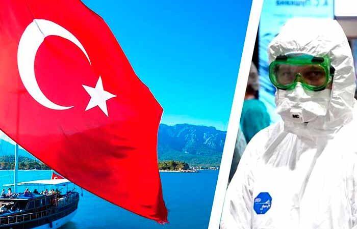 Врачи Турции предупреждают о приближении второго пика коронавируса