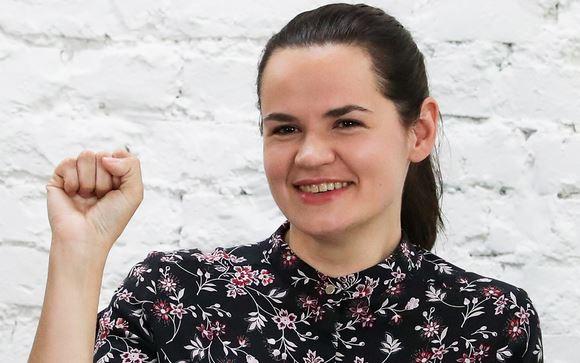 Тихановська заявила, что готова стать национальным лидером