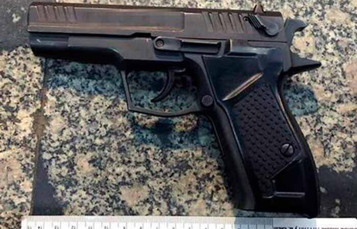 В Киеве злоумышленник выстрелил в прохожего