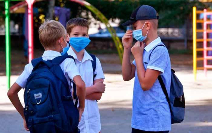 В Киевской области на дистанционном обучении находятся 56 школ