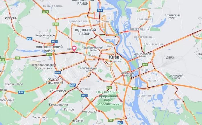 Третий день снегопада: Киев снова застыл в пробках