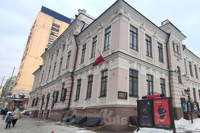 В марте после реконструкции открывается большая сцена киевской оперетты