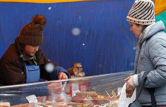 В столице устроят последние ярмарки этой зимой