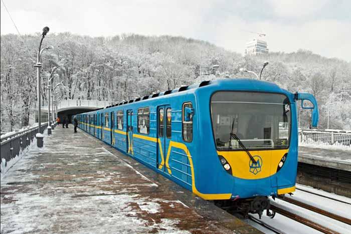 Киевский метрополитен получил кредит в EUR50 млн на закупку 50 новых вагонов метро