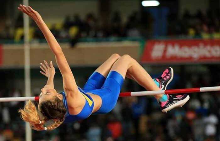 Ярослава Магучих установила рекорд Украины и показала третий мировой результат в истории