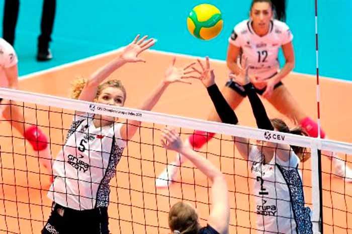 Уже известны семь участников плей-офф женской Лиги чемпионов