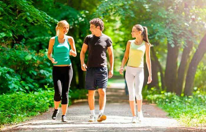 Количество шагов в день необходимое для сохранения здоровья