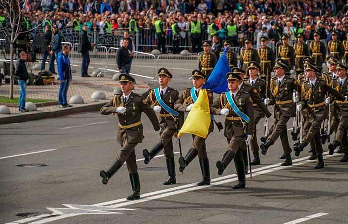 Минобороны рассказало о подготовке парада к 30-летию Независимости