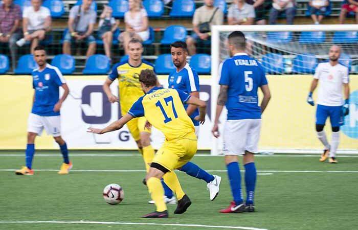 Киев готовится к Чемпионату мира по мини-футболу