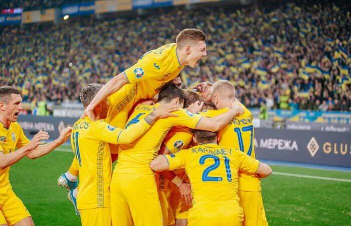 На вокзалах Киева будут транслировать матч Швеция-Украина на Евро 2020