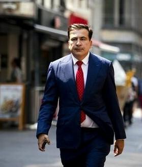 Саакашвили заявил, что свою миссию в Украине он отчасти выполнил