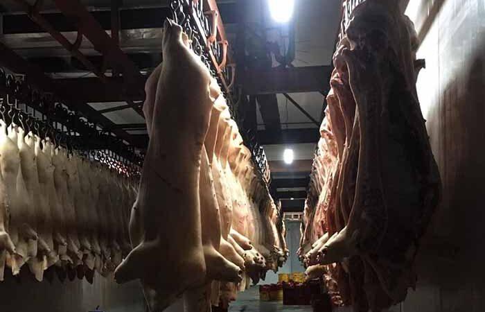 Предприниматель в Киеве поставил в воинскую часть некачественное мясо