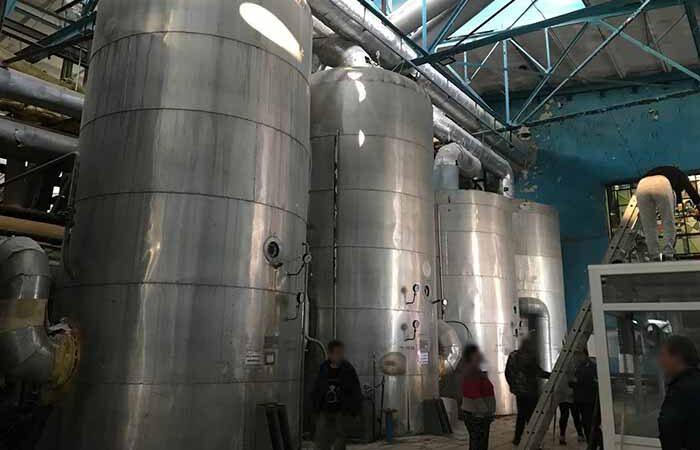 На сахарном заводе под Киевом прогремел взрыв: пять человек пострадали