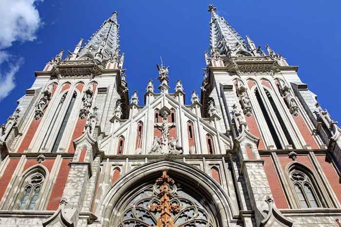 Более 23 млн. грн. собрали для восстановления костела святого Николая в Киеве